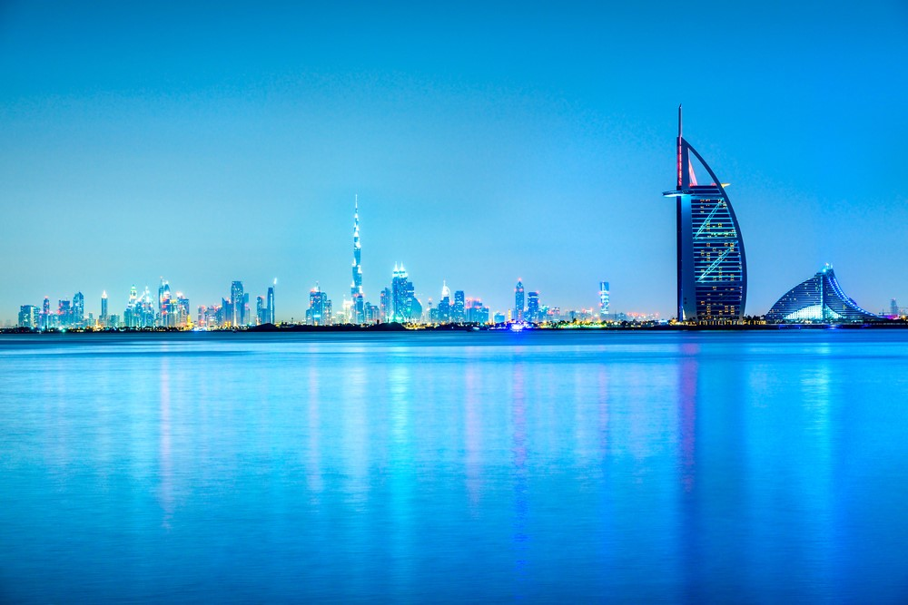 Summer destinations Dubai