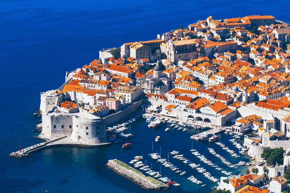 Summer destinations Dubrovnik