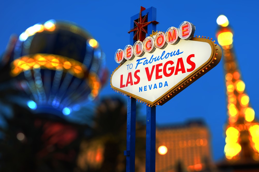 Summer destinations Las Vegas