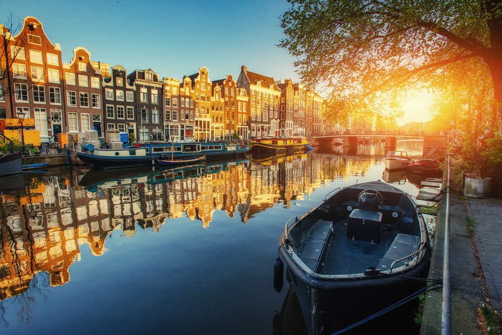 Summer destinations Amsterdam