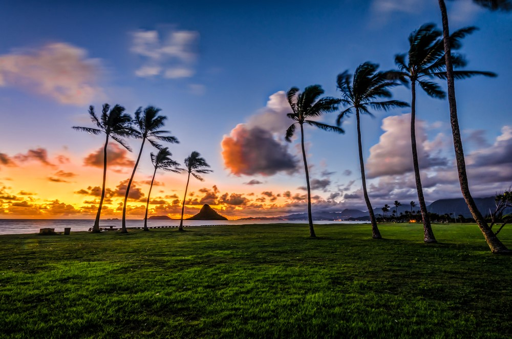 Summer destinations Hawaii