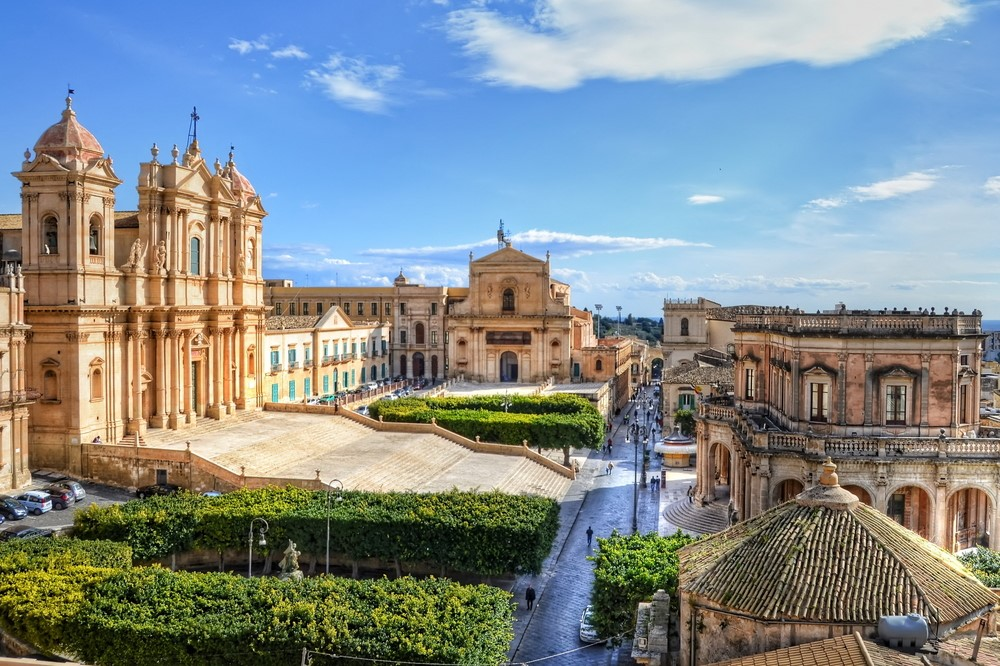 Summer destinations Sicily