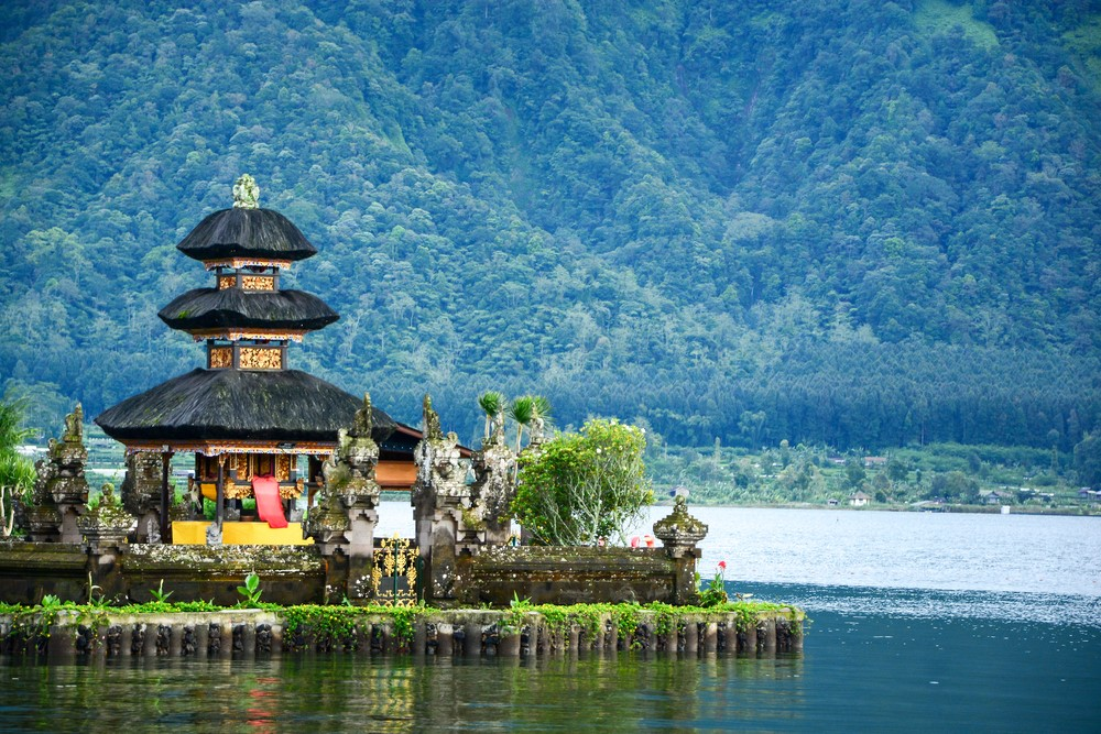 Summer destinations Bali
