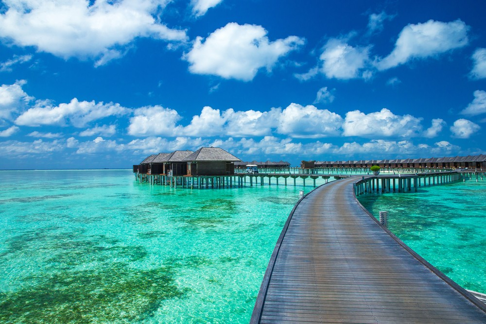 20 Most Amazing Places to Visit Before You Die - Maldives