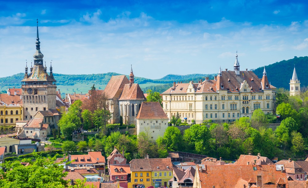 20 Most Amazing Places to Visit Before You Die - Sighisoara