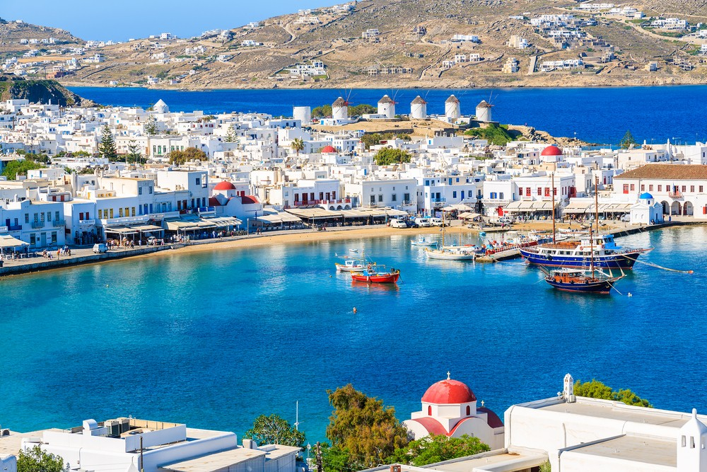 15 Must-See Places In Greece - Mykonos