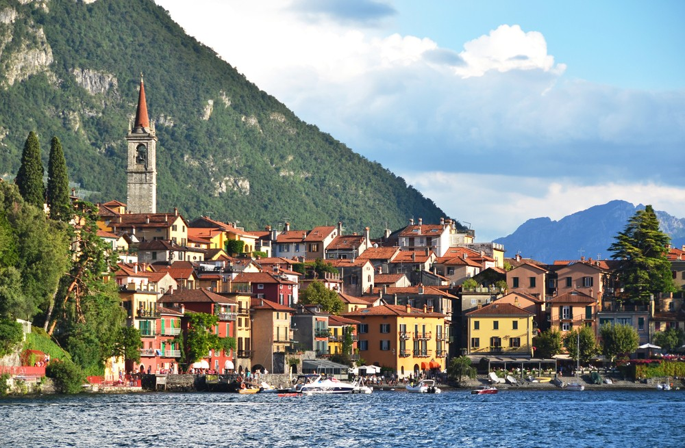 15 Italy Destinations You Must Visit - Lake Como