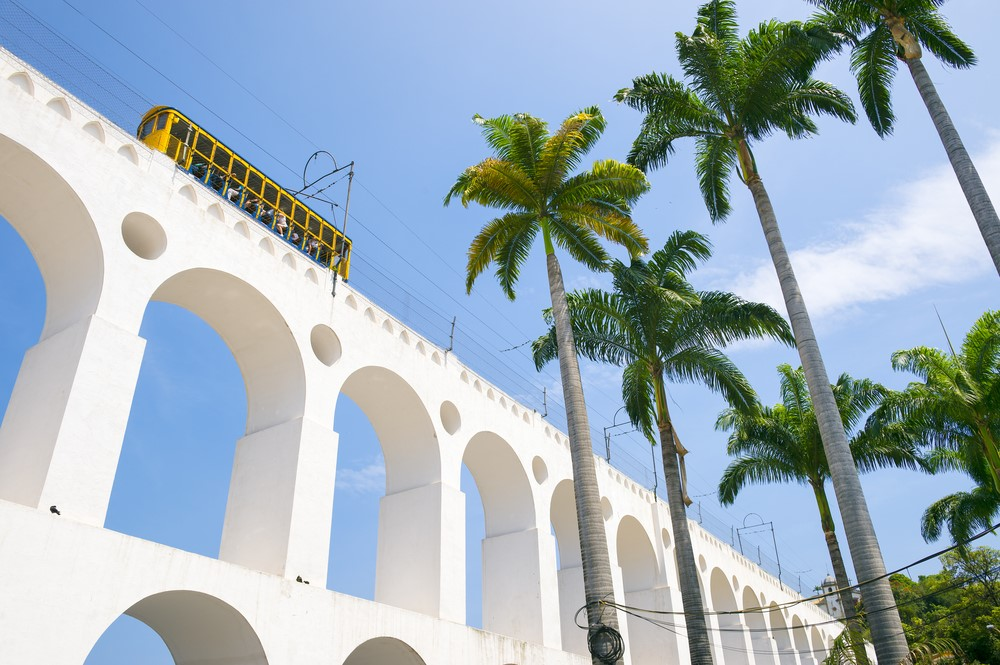 What to do in Rio de Janeiro Witness the historic Arcos da Lapa