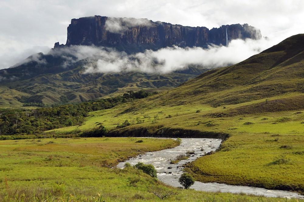 Places to visit in Brazil Monte Roraima, Roraima
