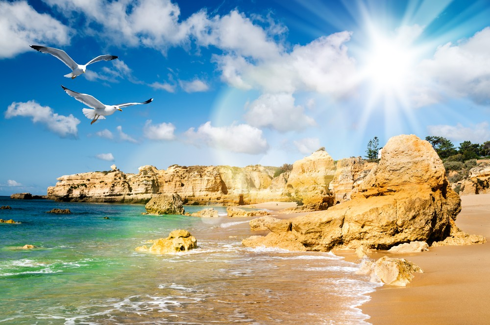 Top 16 Mediterranean Vacation Spots - Albufeira