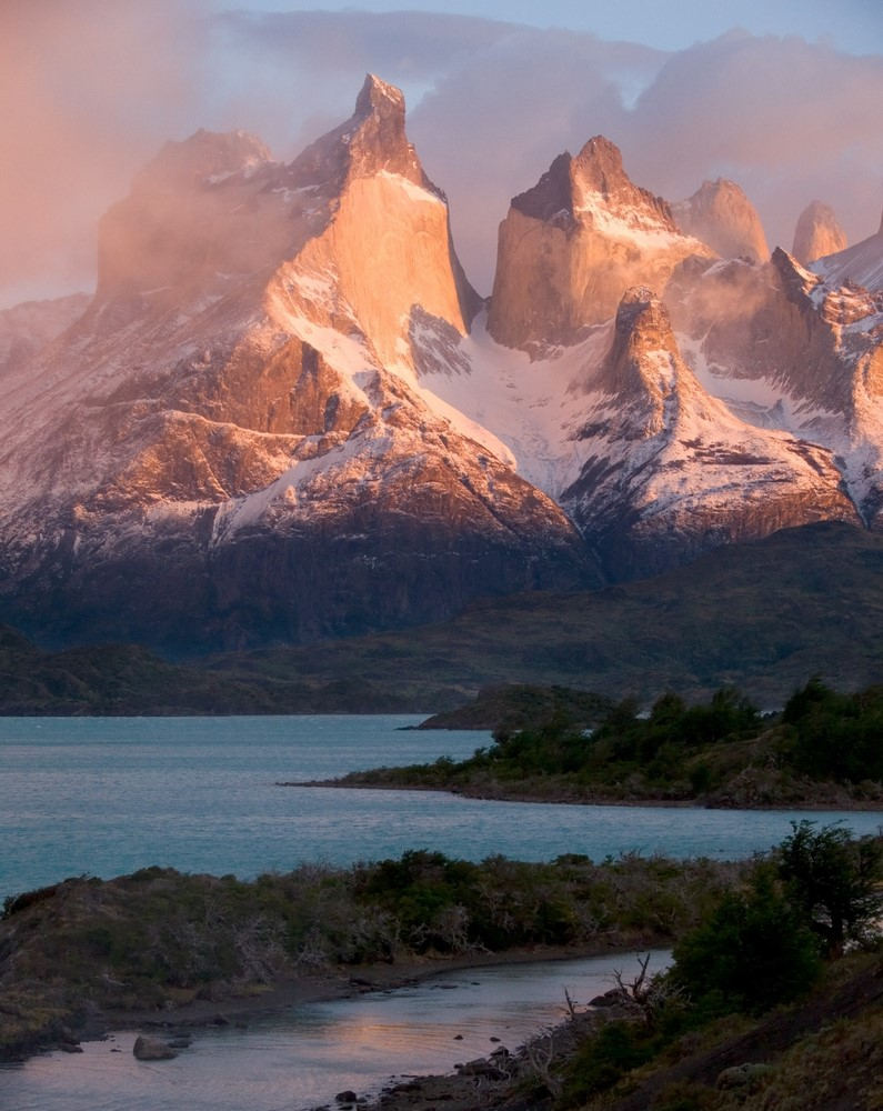 Places for introverts Torres Del Paine, Chile