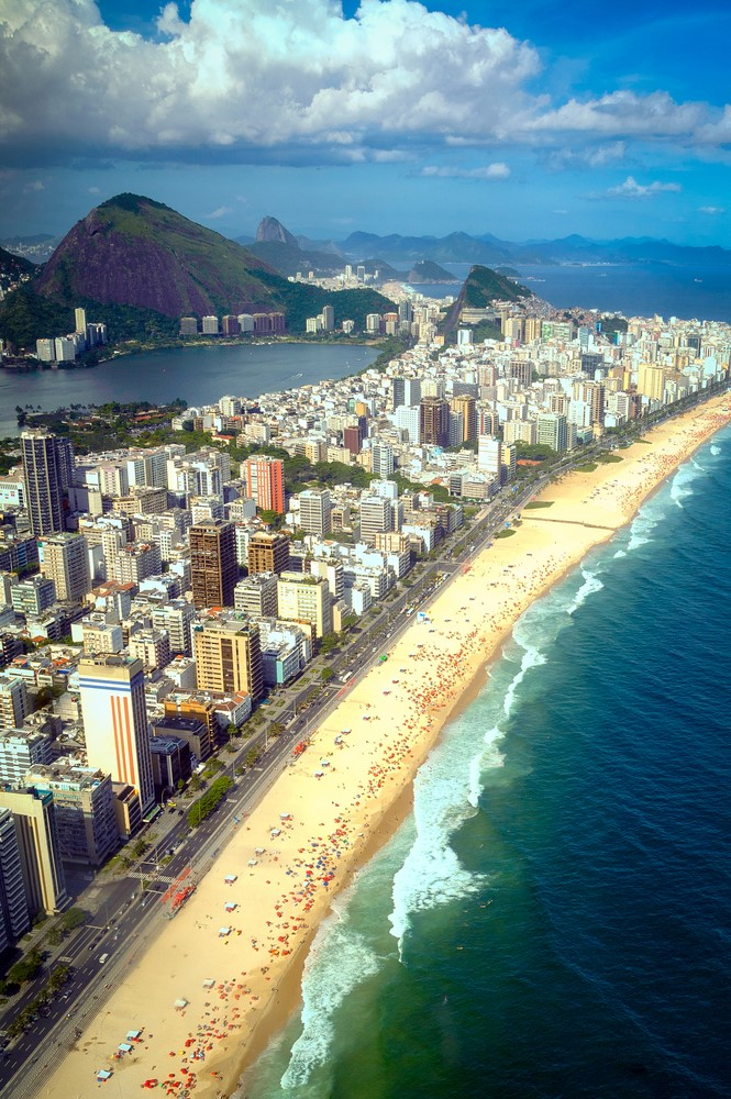 Facts about Rio The famous song The girl from Ipanema
