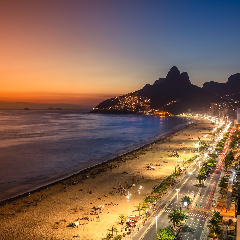 Facts about Rio Rio is a city of millionaires