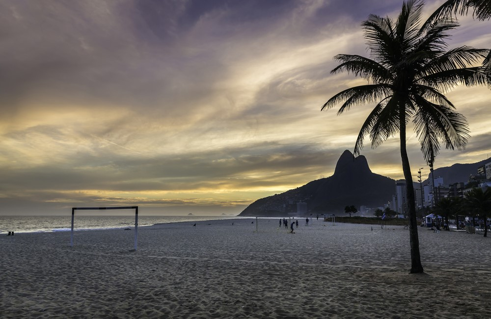 Facts about Rio It hosted the biggest soccer game