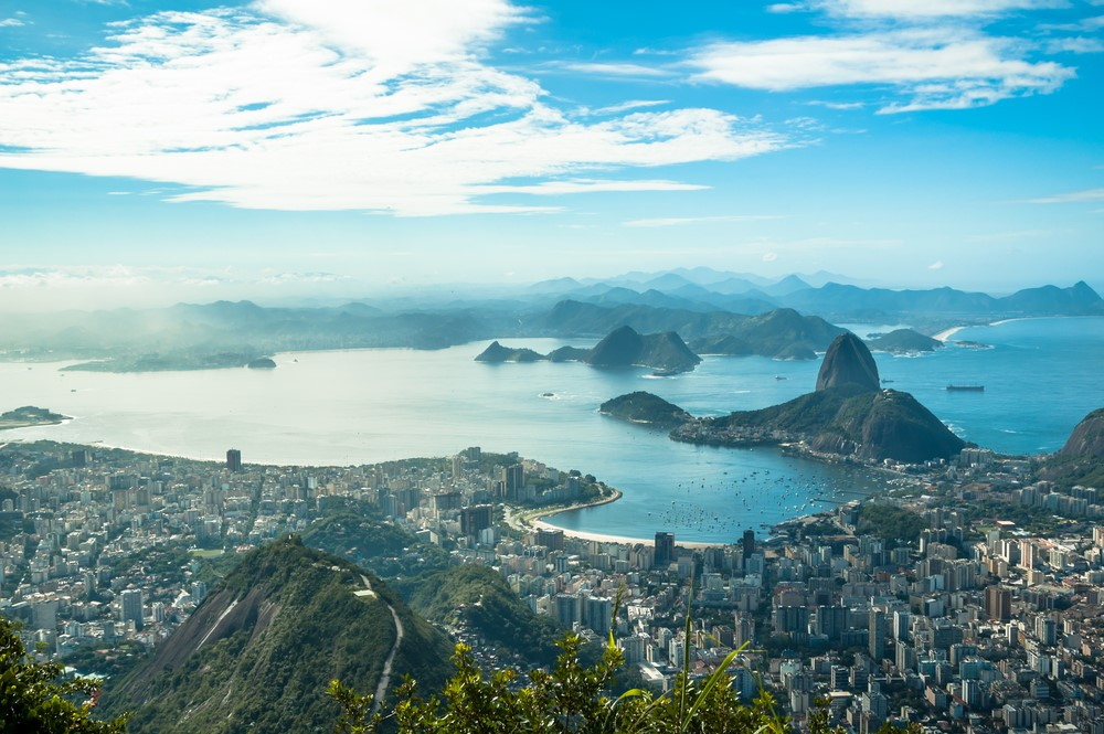 Facts about Rio Named after a nonexistent river
