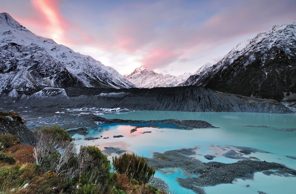 Places to travel on a budget New Zealand