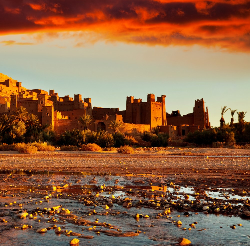 Places to travel on a budget Morocco