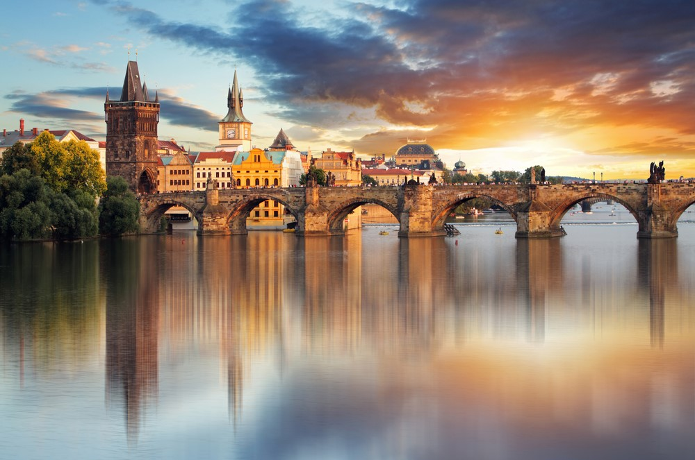 Places to travel on a budget Prague, Czech Republic