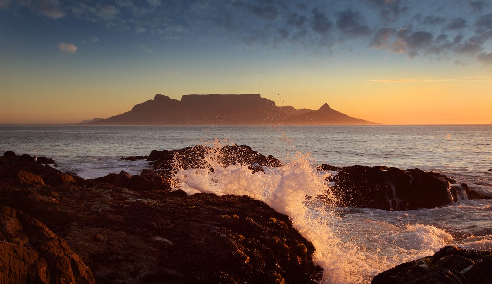 Warmest destinations Cape Town, South Africa