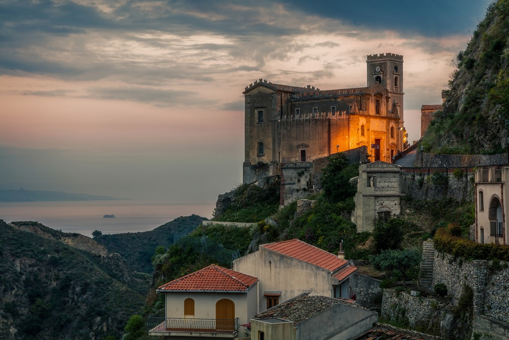 Destinations from films and TV Savoca, Italy