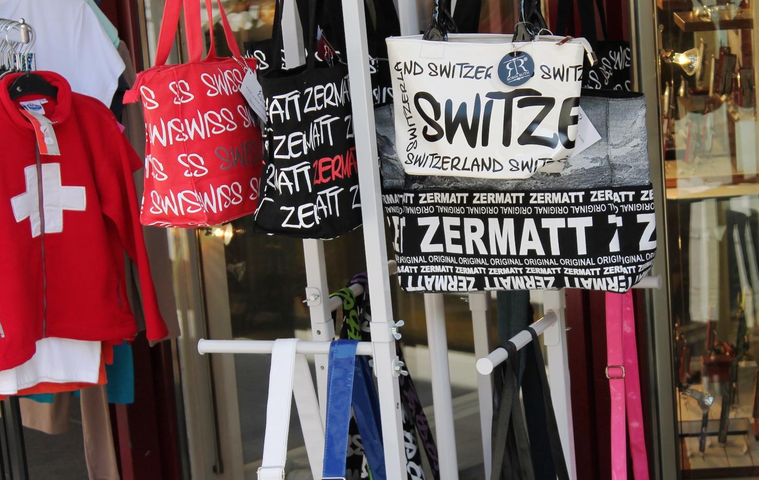 From Chamonix, France to Zermatt, Switzerland by rail