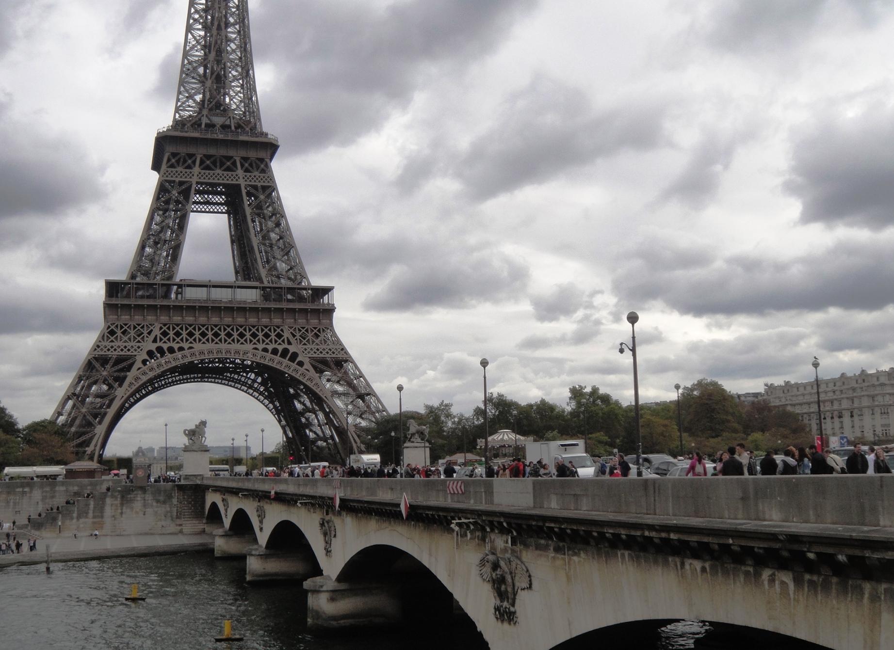 Visiting Paris in Autumn