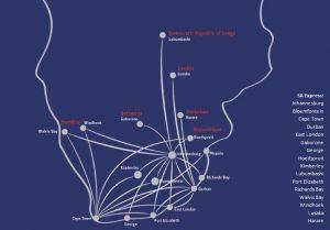 sa express route map