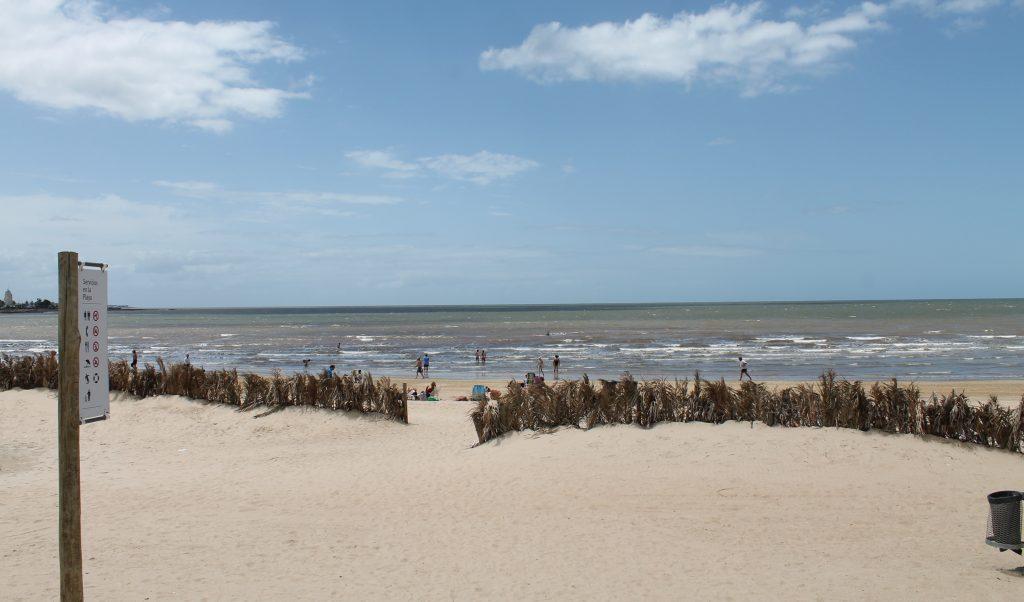 pocitos beach montevideo uruguay