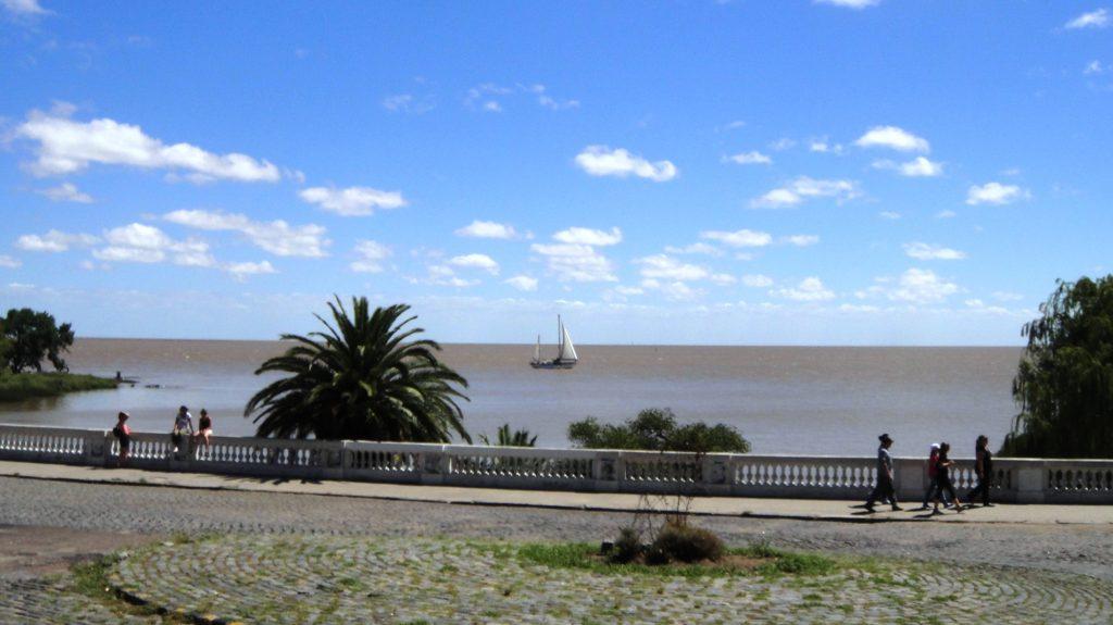 Río de la Plata Colonia