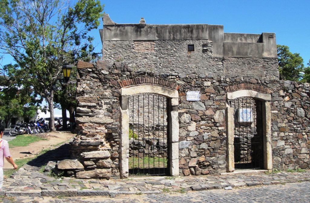 monastery ruins colonia del sacramento