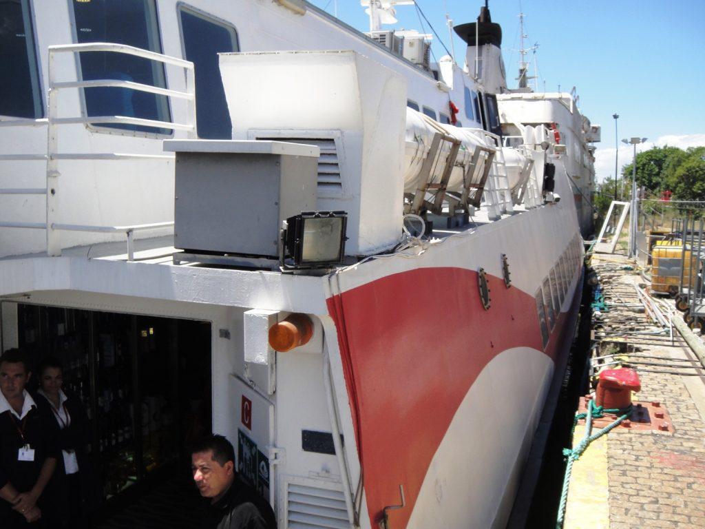 colonia express catamaran