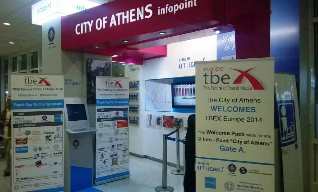 city of athens infopoint
