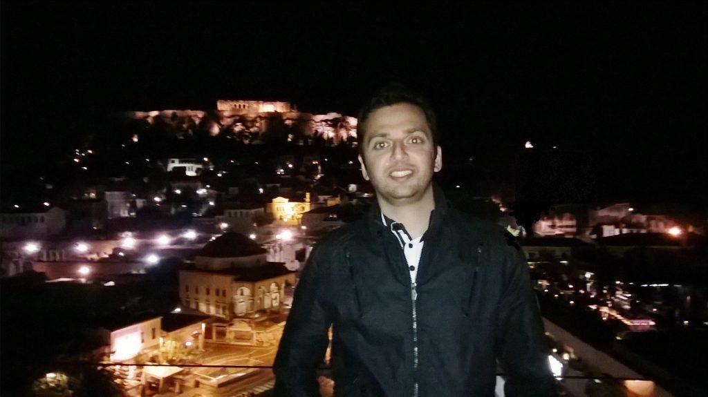 zaid acropolis at night