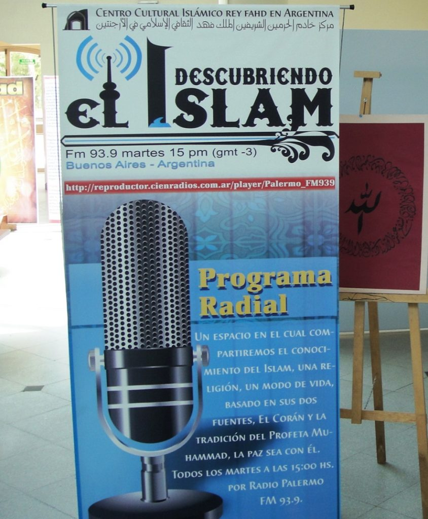 Discovering Islam Palermo radio Buenos Aires