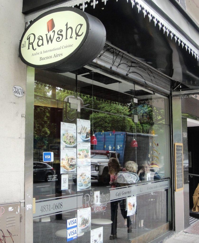 al rawshe halal restaurant buenos aires
