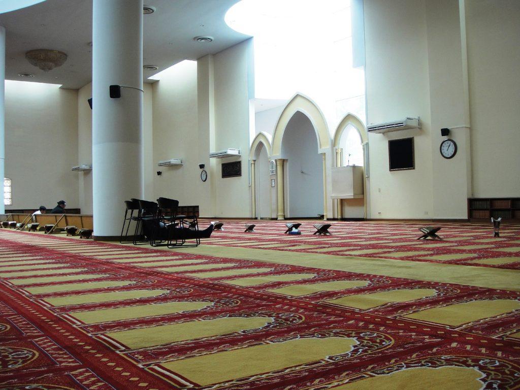 Prayer musallah mosque buenos aires