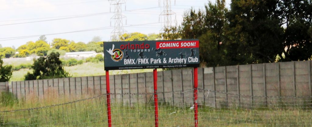 BMX archery orlando towers