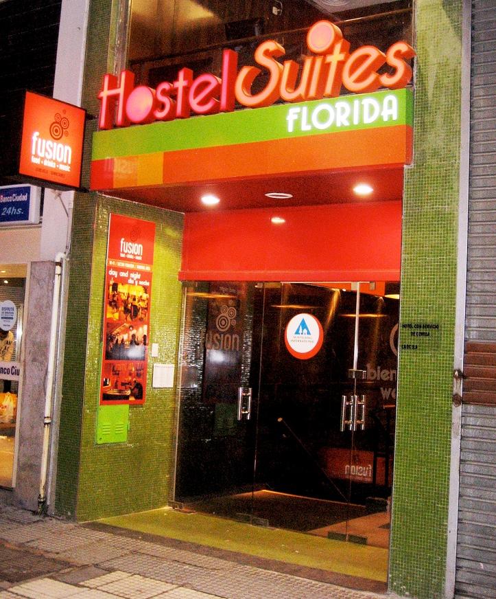 Hostel suites florida in Buenos Aires