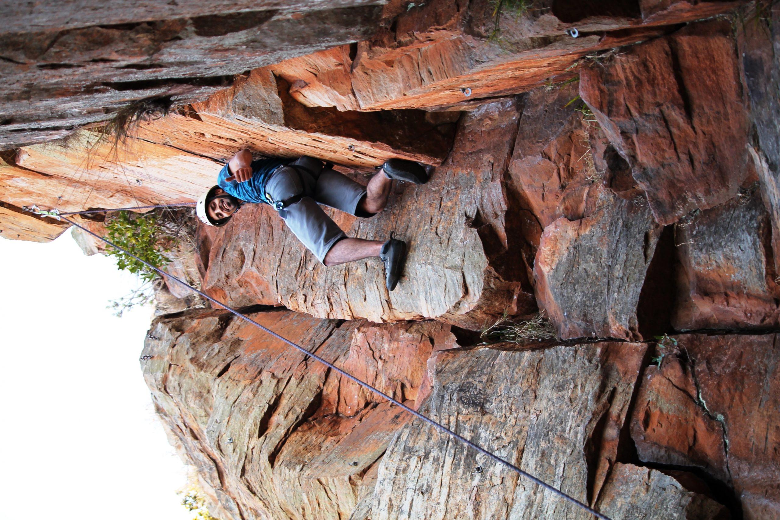 Climbing Boven