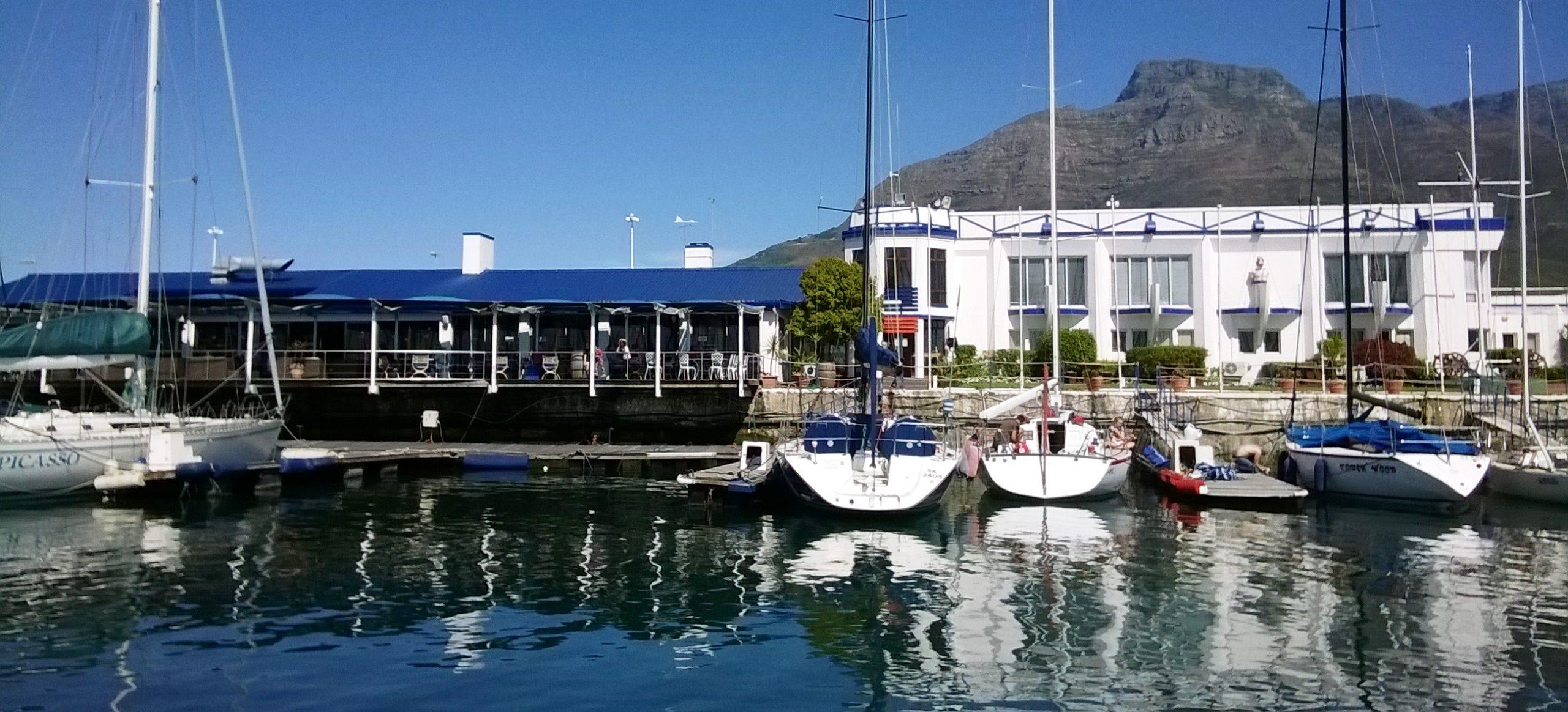 royal cape yacht club duncan dock