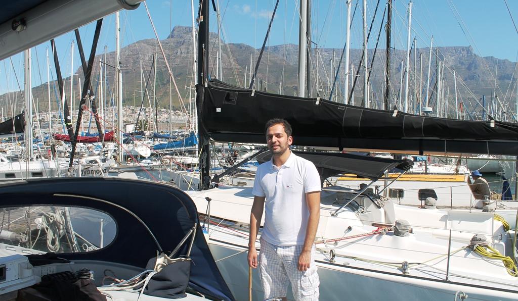 travpacker sailing cape town