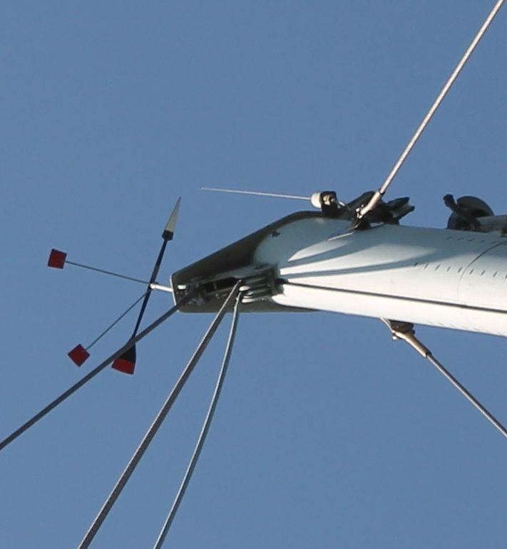 yacht wind direction indicator sailing windex
