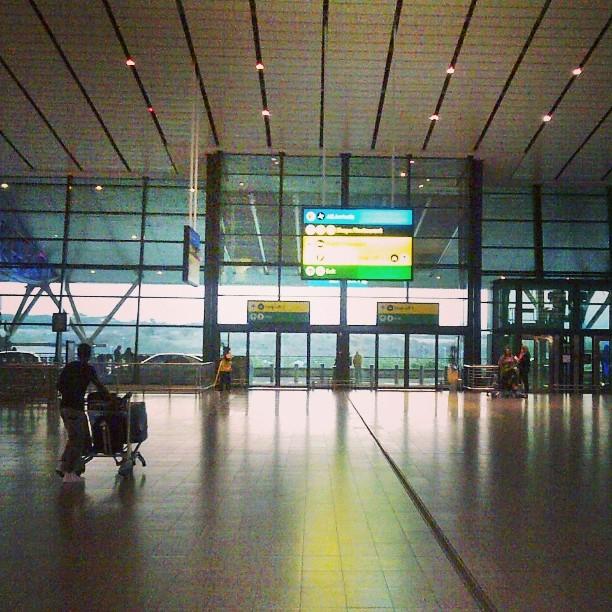 King Shaka airport terminal