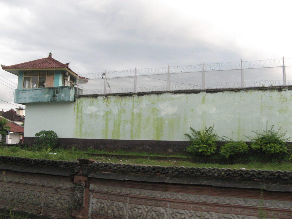 Denpasar Bali prison