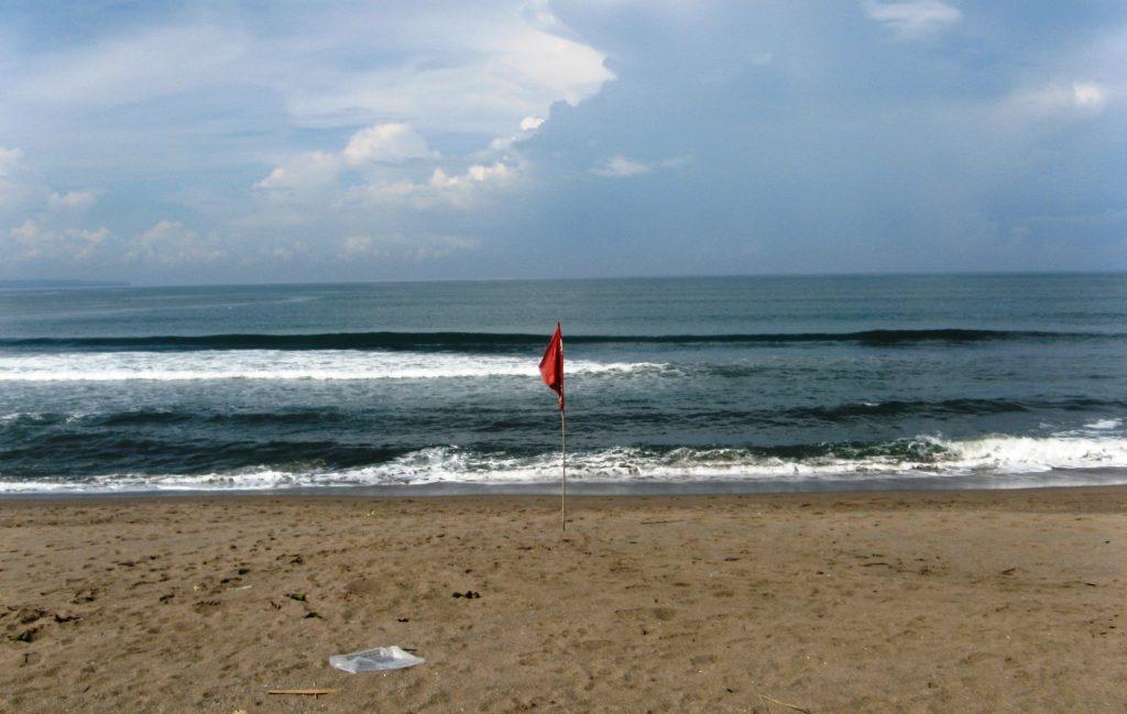 Petitenget beach Bali