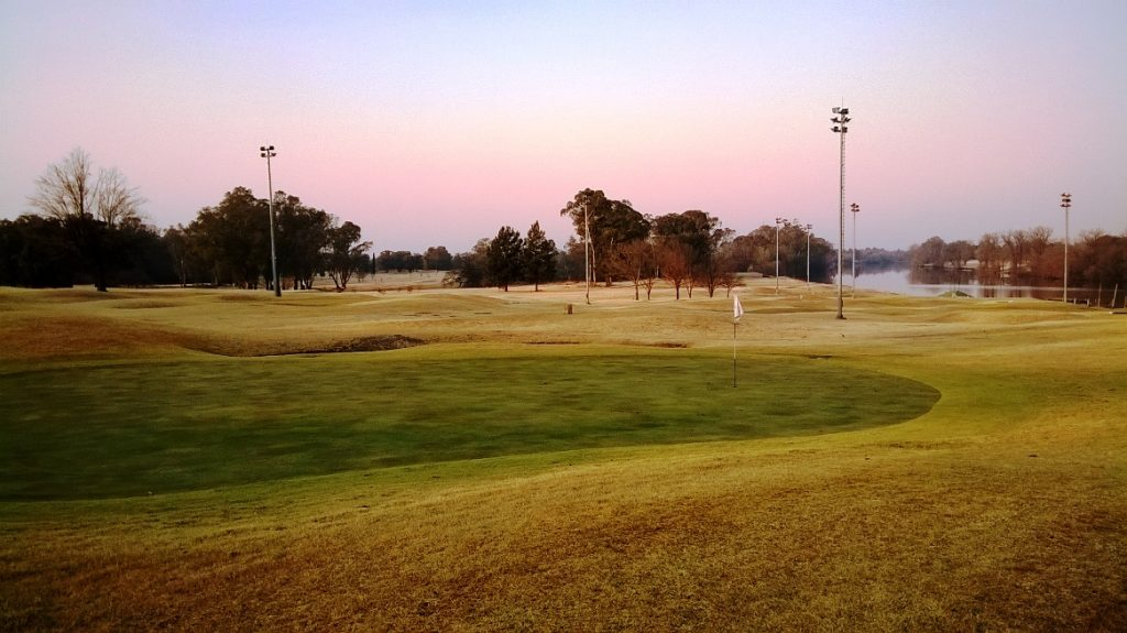 Golf at Bon Hotel Riviera on Vaal