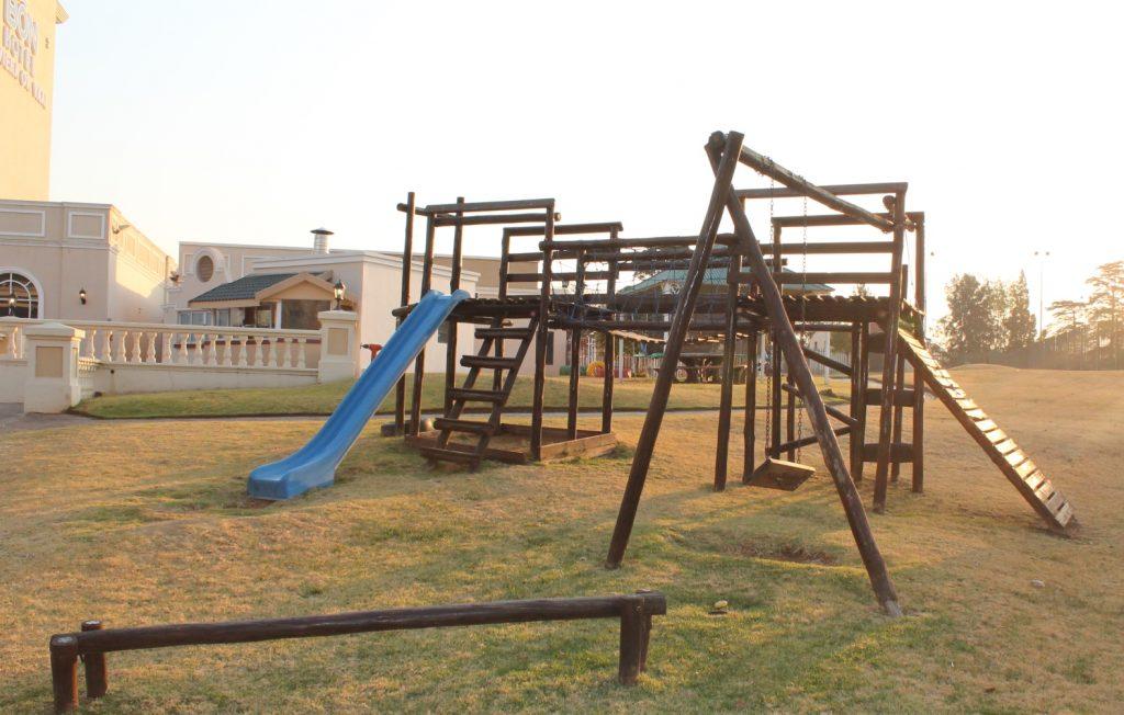 Bon Hotel Riviera on Vaal - outdoor kids gym