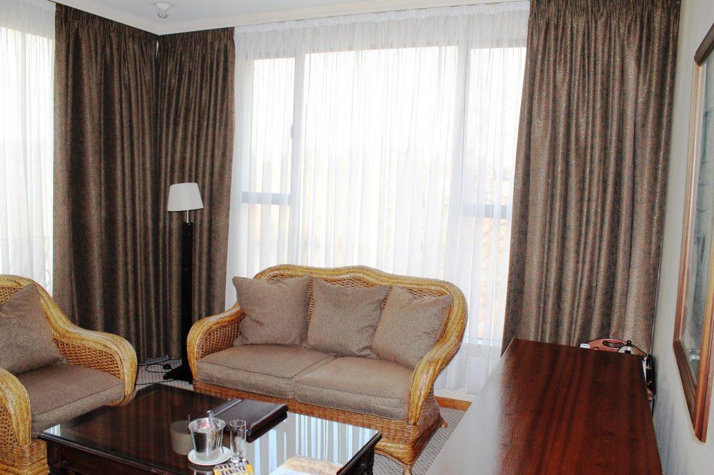 Bon Hotel Riviera on Vaal - suite lounge