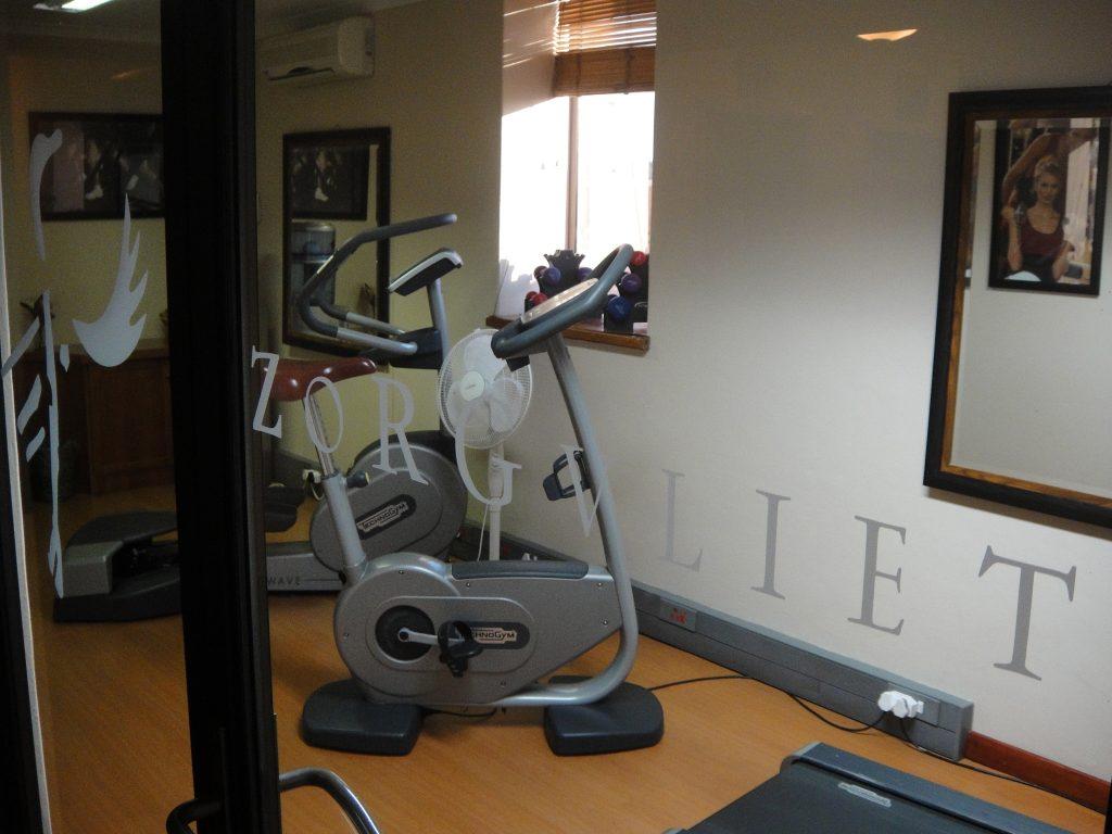 Bon Hotel Riviera on Vaal - gym
