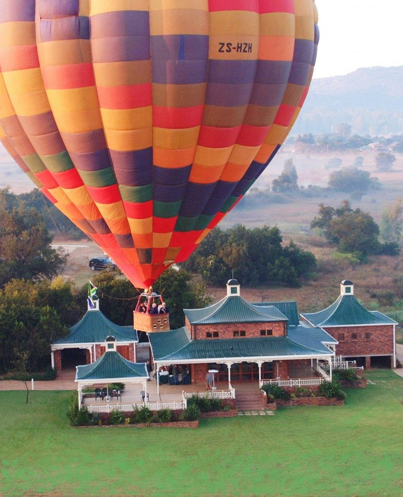 Balloon and Clubhouse 1